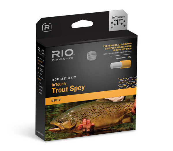 Bild på Rio Intouch Trout Spey #4