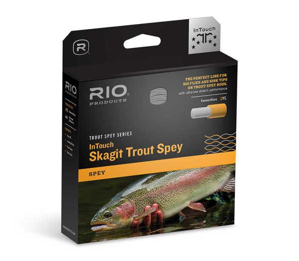 Bild på Rio Intouch Skagit Trout Spey #3