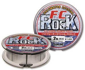 Bild på Sunline Saltwater Special Fluorocarbon Rock 0,260mm / 4,5kg (100 meter)