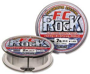 Bild på Sunline Saltwater Special Fluorocarbon Rock 0,285mm / 5,4kg (100 meter)