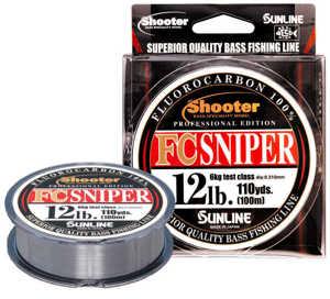 Bild på Sunline FC Sniper Fluorocarbon 100m 0,380mm / 10,0kg