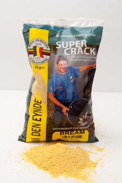 Bild på MVDE Super Crack Bream Gul 1kg