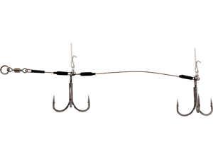 Bild på Westin Pro Stinger Double 1x7 (2 pack) 15cm / #2/0 (40,8kg)
