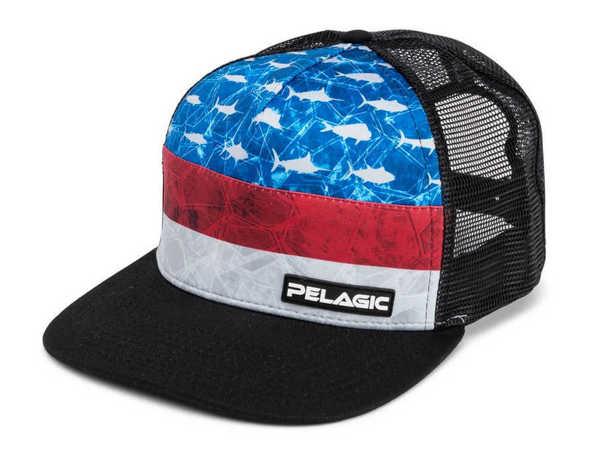 Bild på Pelagic Alpha Snapback Americamo