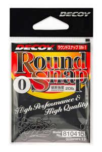 Bild på Decoy Round Snap (13 pack) #000 / 5,4kg