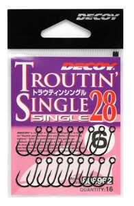 Bild på Decoy Troutin Single 28 (16 pack) #4
