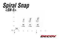 Bild på Decoy Spiral Snap (6 pack)