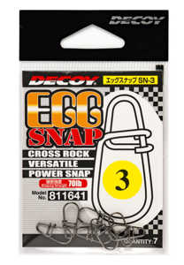 Bild på Decoy Egg Snap (7 pack) #4 / 40,8kg