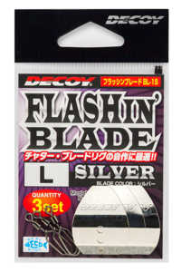 Bild på Decoy Flashin Blade Silver (3 pack) Large