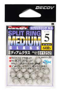 Bild på Decoy Split Ring Medium Class (15-20 pack) #5 / 27,2kg (20 pack)
