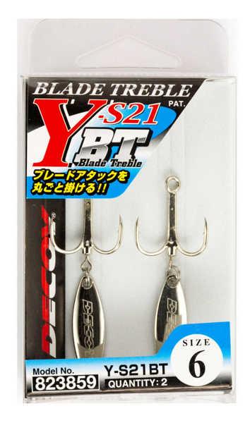 Bild på Decoy Blad Treble Y-S21BT (2 pack)