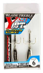 Bild på Decoy Blad Treble Y-S21BT (2 pack) #4