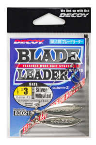 Bild på Decoy Blade Leader (2 pack) #3,5 / 40lb