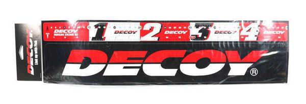 Bild på Mätdekal Decoy 50cm