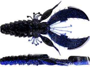 Bild på Westin CreCraw Creaturebait 8,5cm 7g (5 pack) Black/Blue