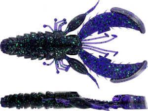 Bild på Westin CreCraw Creaturebait 8,5cm 7g (5 pack) Junebug