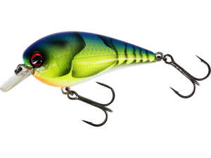 Bild på Westin BassBite Squarebill 6cm 13g Chartreuse Blue Craw