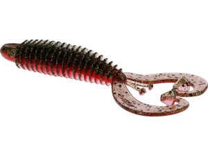 Bild på Westin RingCraw Curltail 9cm 6g (5 pack) Sangria