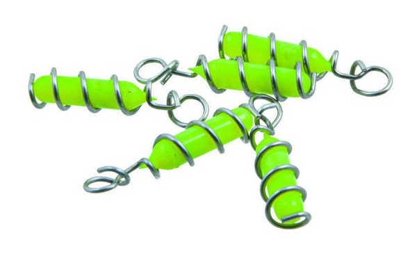 Bild på Svartzonker Instant Rattle Fluo Yellow (5 pack)