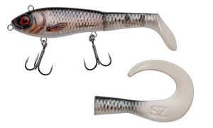 Bild på Svartzonker McHybrid 16,5cm 74g Real Roach