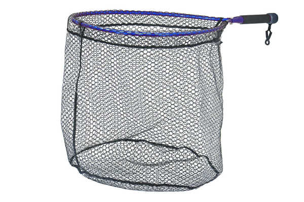 Bild på McLean Shorthandle Weightnet Blue Medium - R111 (Gumminät)