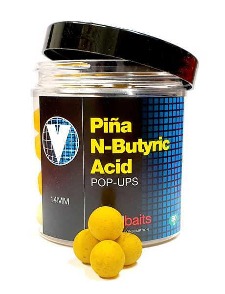 Bild på Vitalbaits Pop-Ups Piña N-Butyric Acid 14mm
