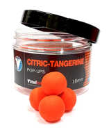 Bild på Vitalbaits Pop-Ups Citric-Tangerine 14mm