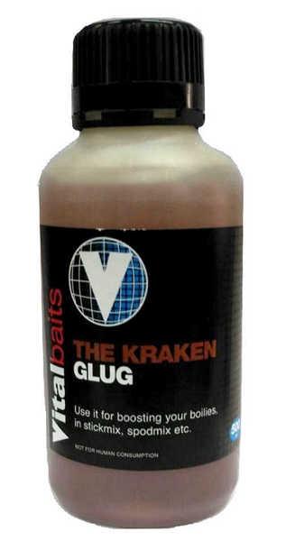 Bild på Vitalbaits Liquid The Kraken Glug 500ml