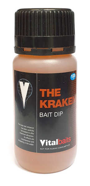 Bild på Vitalbaits Bait Dip The Kraken 125ml