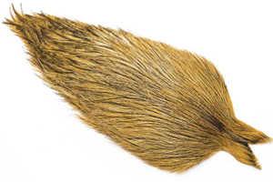 Bild på Whiting Coq de Leon Rooster Cape Medium Ginger