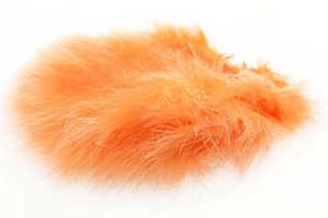 Bild på Whiting Super 'Bou Marabou Salmon Pink