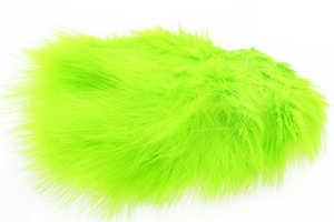 Bild på Whiting Super 'Bou Marabou Fluo Chartreuse