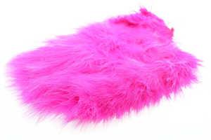 Bild på Whiting Super 'Bou Marabou Hot Pink