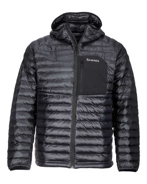 Bild på Simms ExStream Hooded Jacket (Black)