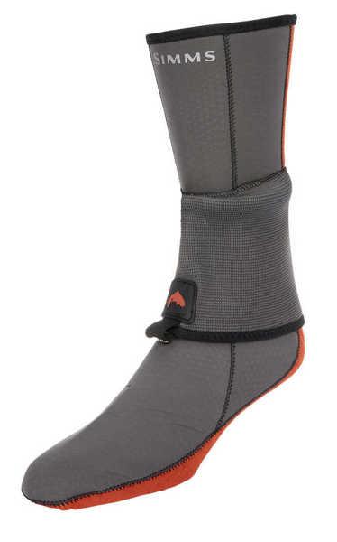 Bild på Simms Neoprene Flyweight Sock Pewter