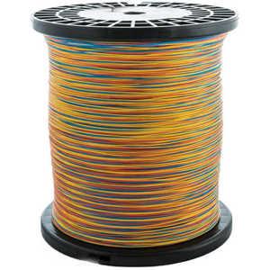 Bild på Scientific Anglers Dacron Backing Tri-Color Fl.Orange/Blue/Fl.Yellow 30lb (5000yd)