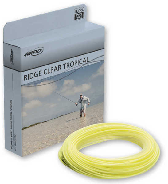 Bild på Airflo Ridge Clear Tropical Long Clear Tip Float WF9