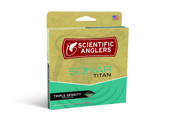 Bild på Scientific Anglers Sonar Titan Triple Density I/S2/S3 WF10