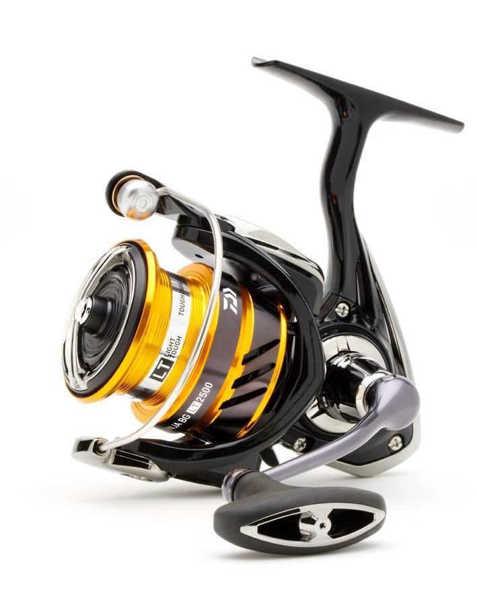 Bild på Daiwa Ninja LT Black Gold 4000C