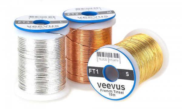 Bild på Veevus French Tinsel Oval