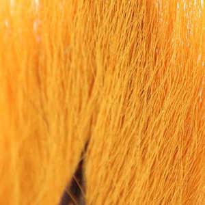Bild på Hjortsvans/Bucktail i bitar Amber