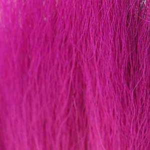Bild på Hjortsvans/Bucktail i bitar Fluo Cerise