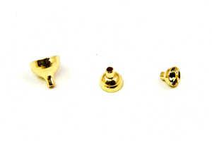 Bild på FITS Brass Turbo Tubes Gold - Small