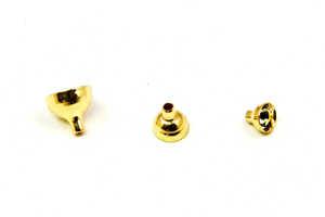 Bild på FITS Brass Turbo Tubes Gold - Medium