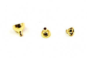 Bild på FITS Brass Turbo Tubes Gold - Large