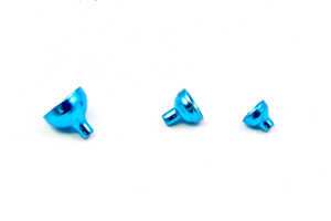 Bild på FITS Brass Turbo Tubes Blue Metallic - Medium