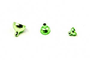 Bild på FITS Brass Turbo Tubes Chartreuse Metallic - Large