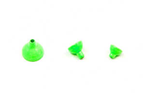 Bild på FITS Brass Turbo Tubes Fluo Chartreuse - Small