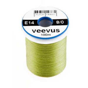 Bild på Veevus Bindtråd 8/0 Light Olive