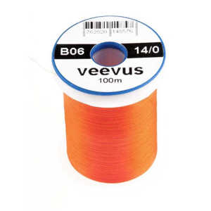 Bild på Veevus Bindtråd 8/0 Orange
